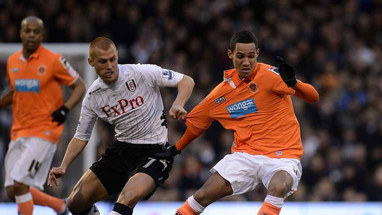 Tom Ince: Linked with a return to Liverpool