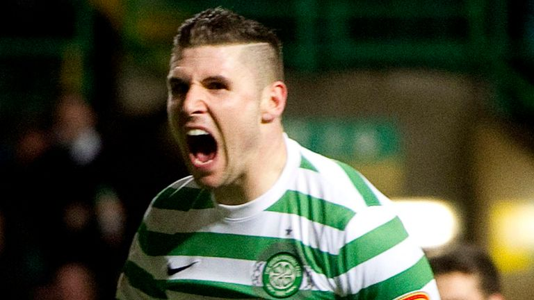 Gary Hooper: Happy at Celtic, claims Matthews