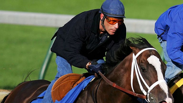 Gary Stevens will be back on a horse seven years after retiring