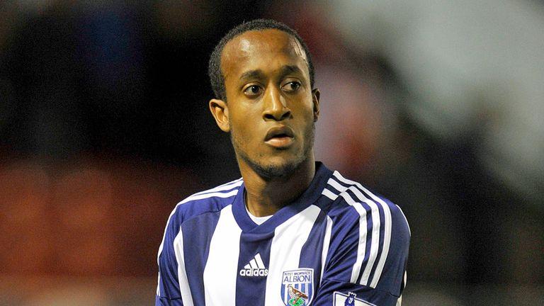 Cameron Gayle: West Brom defender back at Shrewsbury on loan