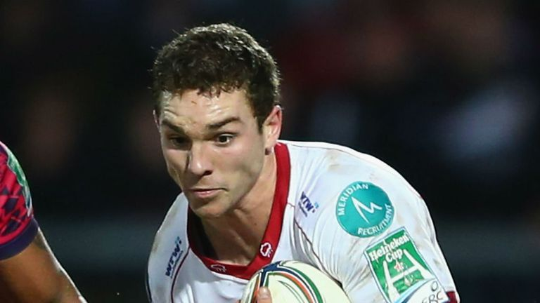 George North: Should be fit for start of Six Nations