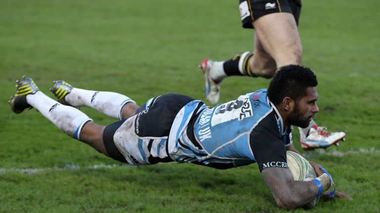 Niko Matawalu: Has impressed during his first season in Glasgow