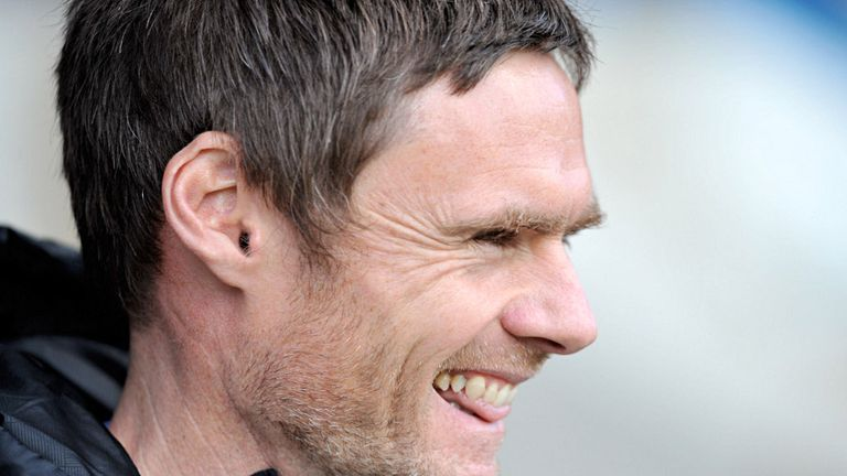 Graham Alexander: Happy with his side's fighting spirit
