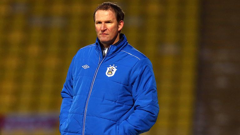 Simon Grayson: Set to replace Graham Westley