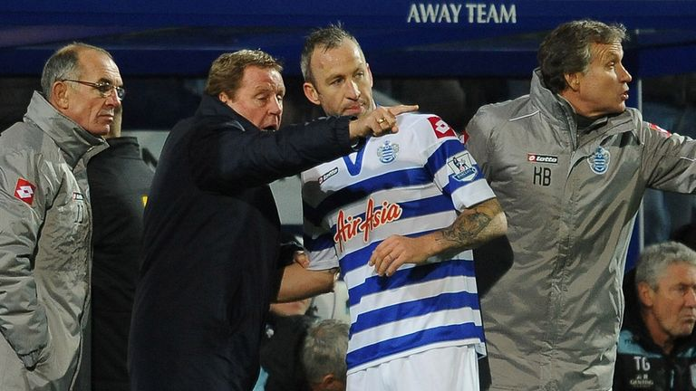 Shaun Derry: Expecting transfer activity at QPR on transfer deadline day