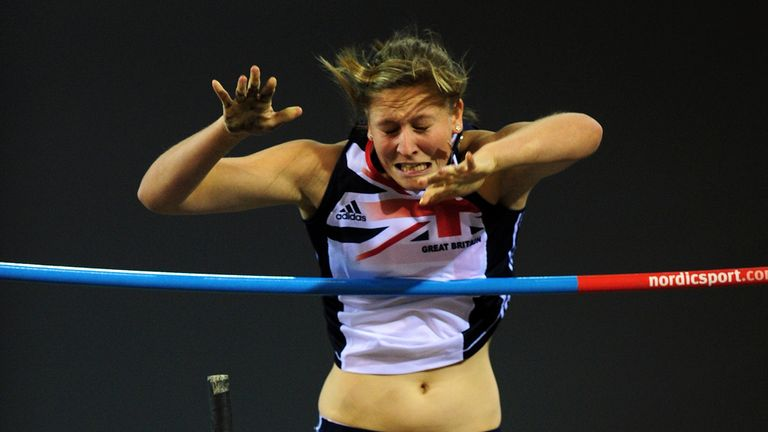 Holly Bleasdale: Sheffield leap is best performance in the world in 2013