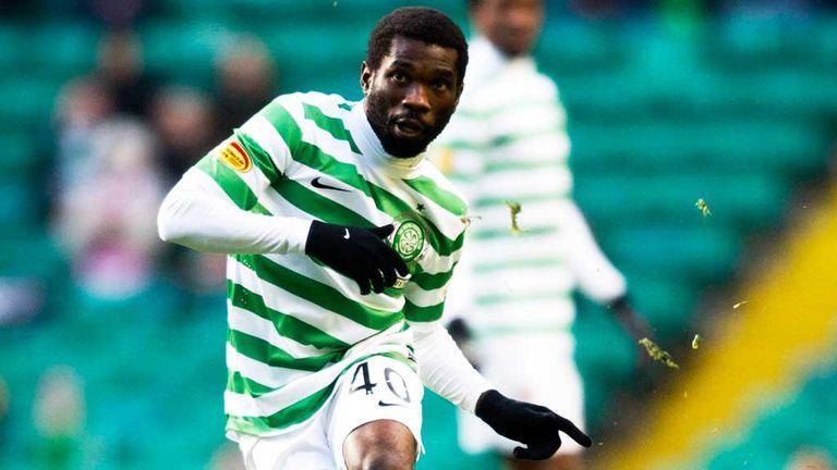 Rabiu Ibrahim: Unable to break into the Celtic first-team on regular basis