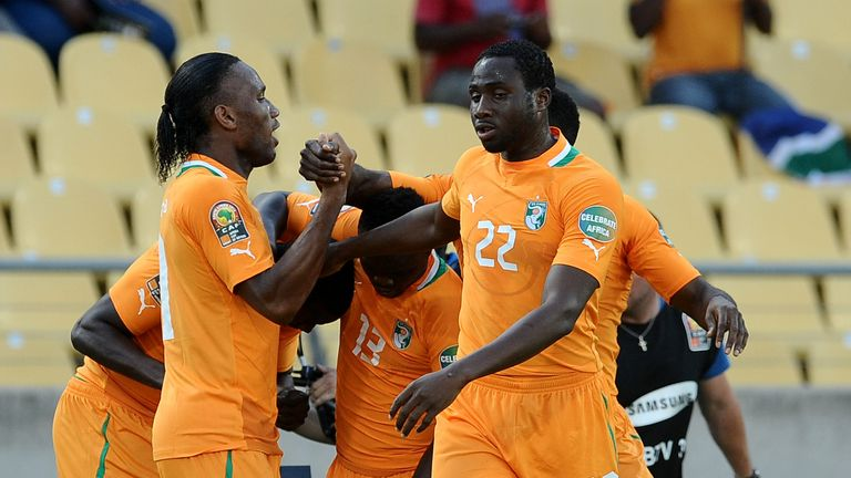 Ivory Coast: Routine victory takes them close to the knockout stages
