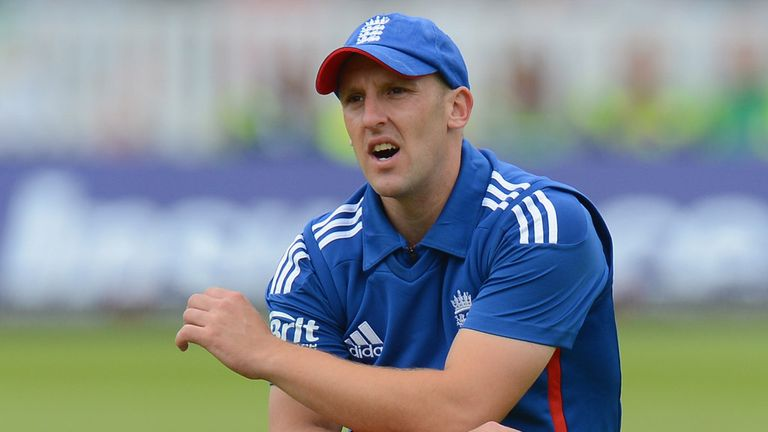James Tredwell: England International took four wickets for Kent