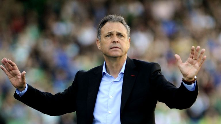 Joaquin Caparros: Sacked by Real Mallorca following four straight defeats