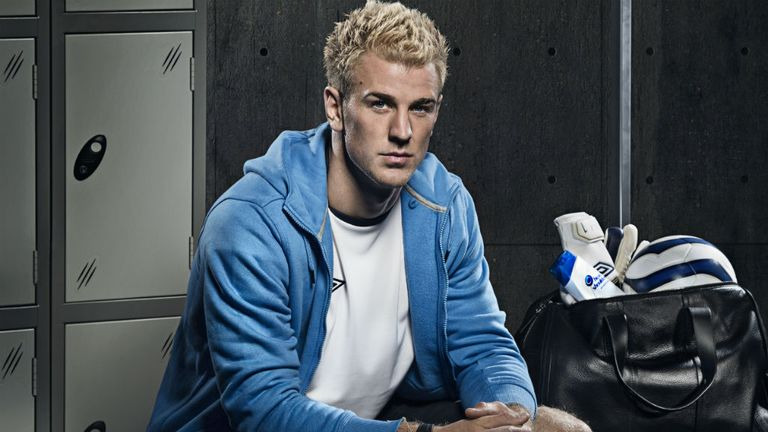 Joe Hart: 'You do not get any love from being a goalkeeper'