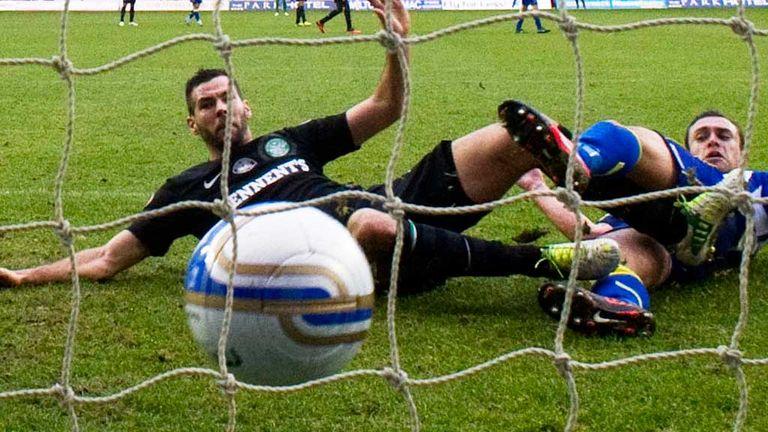 Joe Ledley: Scoring against Kilmarnock in his last game before he was sidelined
