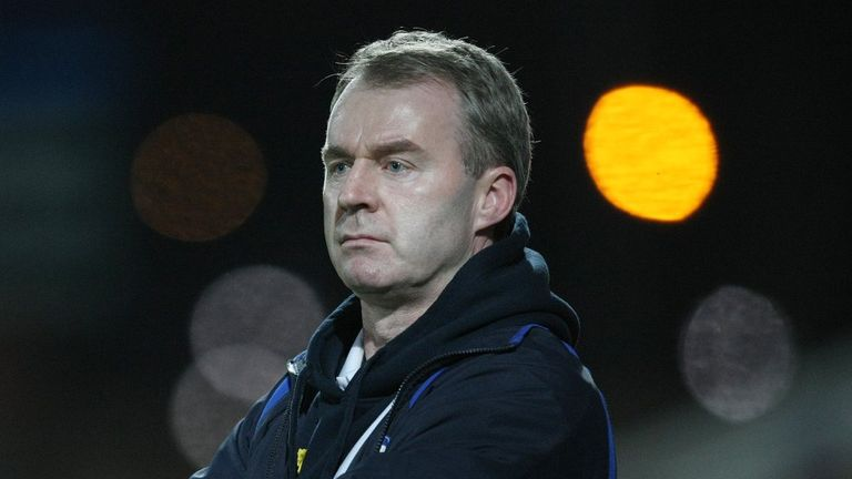 John Sheridan: Without a number-two at present