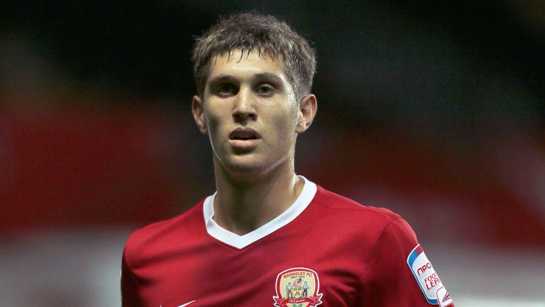 John Stones: Eager to learn at Everton