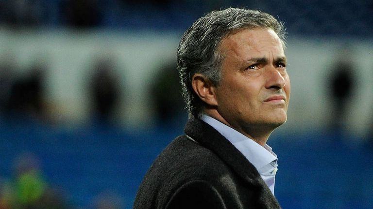 Jose Mourinho: Real Madrid coach has a contract until 2016