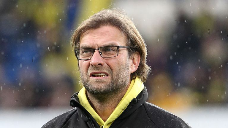 Jurgen Klopp: Hailed the performance of his side
