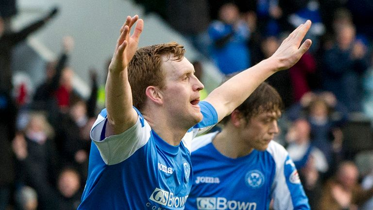 Liam Craig: Will play against future employers
