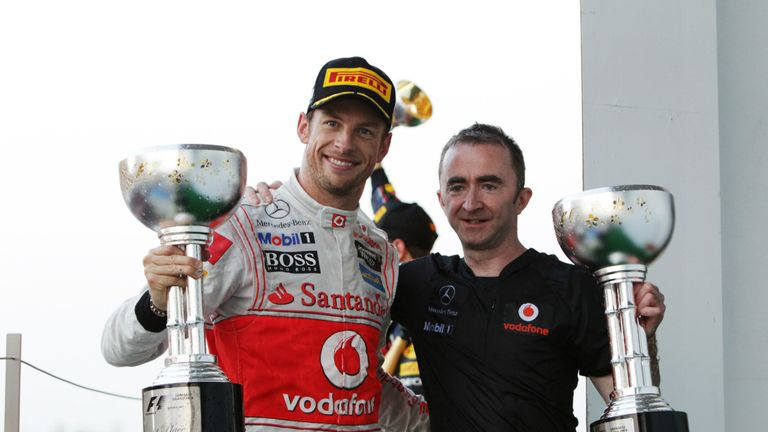 Paddy Lowe: Staying with McLaren in 2013