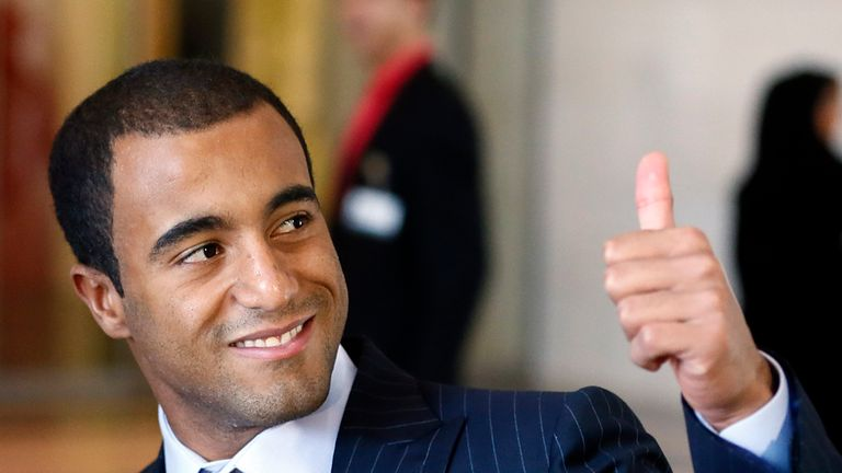 Lucas Moura: Settled in Paris