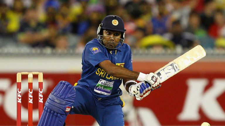 Mahela Jayawardene: Included despite recent finger injury