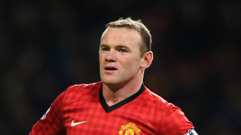 Wayne Rooney: Handed penalty duty over to Robin van Persie