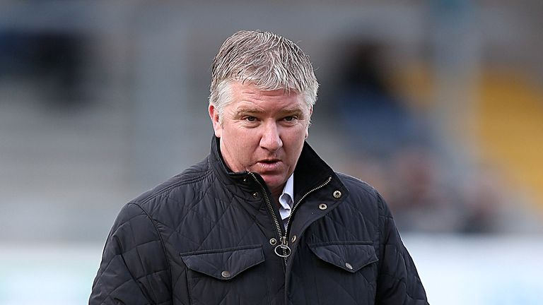Martin Ling: Feels he was treated poorly at Plainmoor