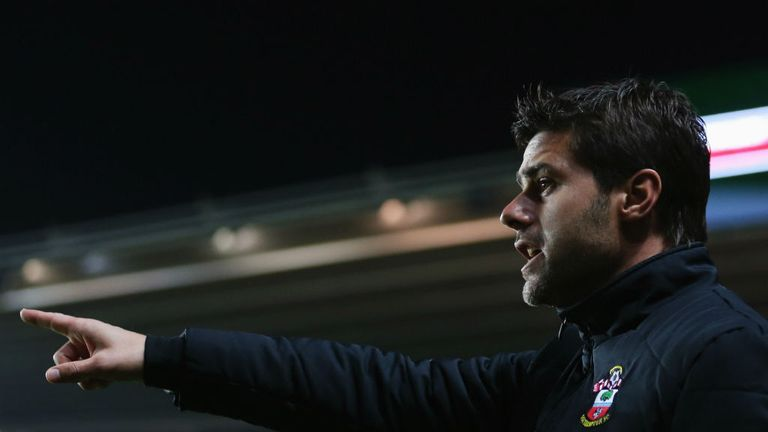 Mauricio Pochettino: Southampton boss demanding positive mentality from players
