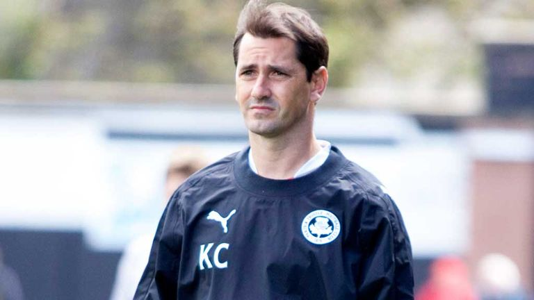 Jackie McNamara: Heading for Dundee United