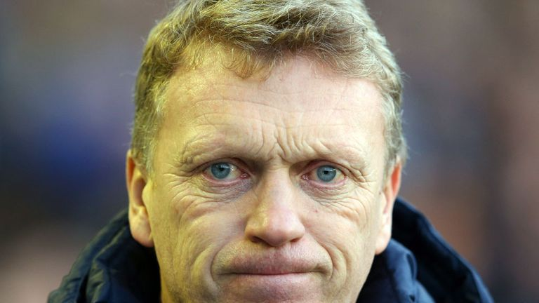David Moyes: Expects to bring new faces in