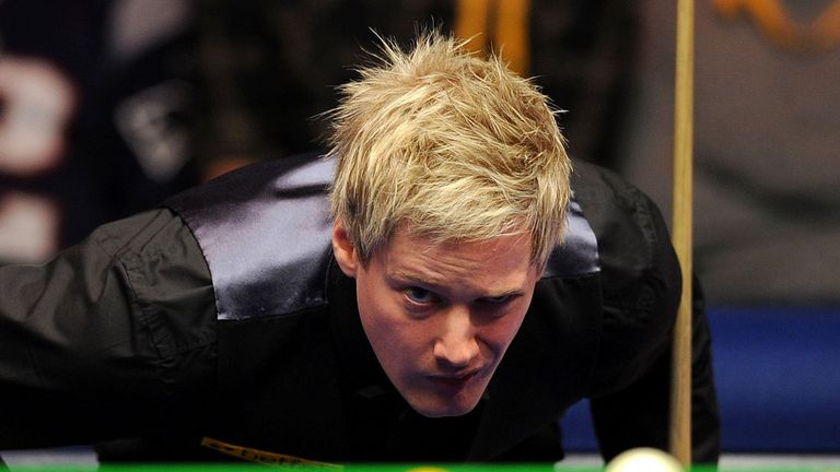 Neil Robertson: Was staring defeat in the face before fighting back to win