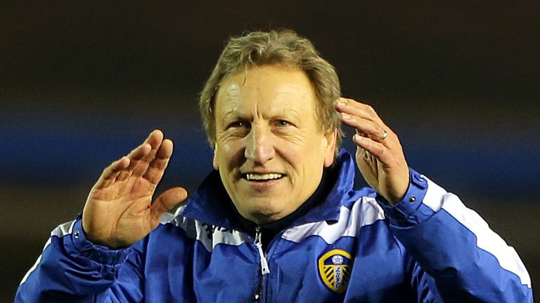 Leeds boss Neil Warnock realistic but still upbeat on his side's chances