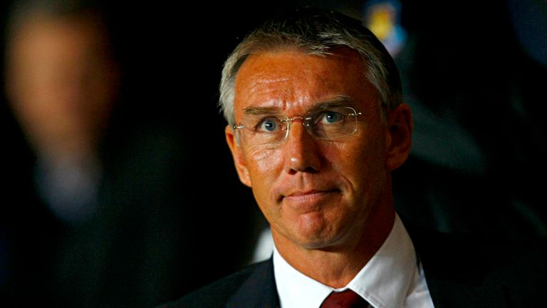 Nigel Adkins: has a tough job on his hands at Reading, says Jeff