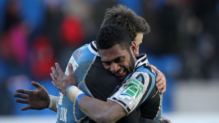 Niko Matawalu: Injury blow for Glasgow