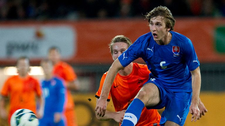 Norbert Gyomber: Signed permanent deal with Catania