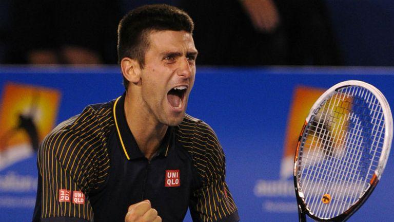 Novak Djokovic: avenged last year's US Open final defeat to Andy Murray