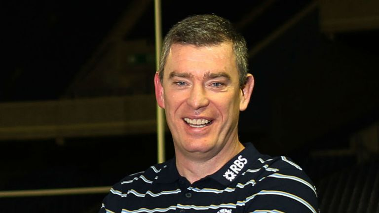 Dean Ryan: Will step down as Scotland forwards coach after the Six Nations