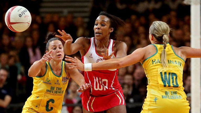 Pamela Cookey: led England to a 3-0 series win