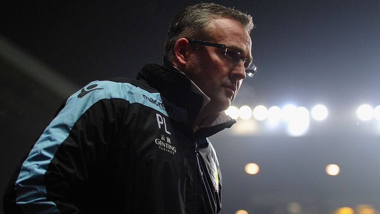 Paul Lambert: Aston Villa boss remaining defiant despite on-field woes