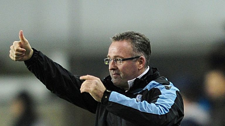 Paul Lambert: Glad for two-week break from games