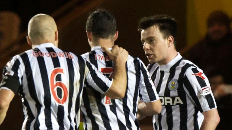 St Mirren: Buddies chairman Gilmour speaks out