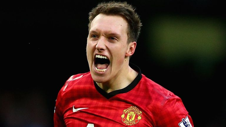 Phil Jones: Manchester United defender is suffering from shingles