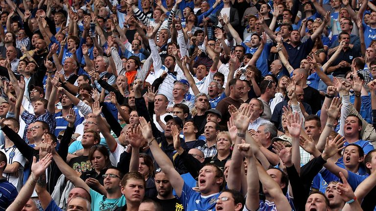 Portsmouth: Fans hoping to complete takeover