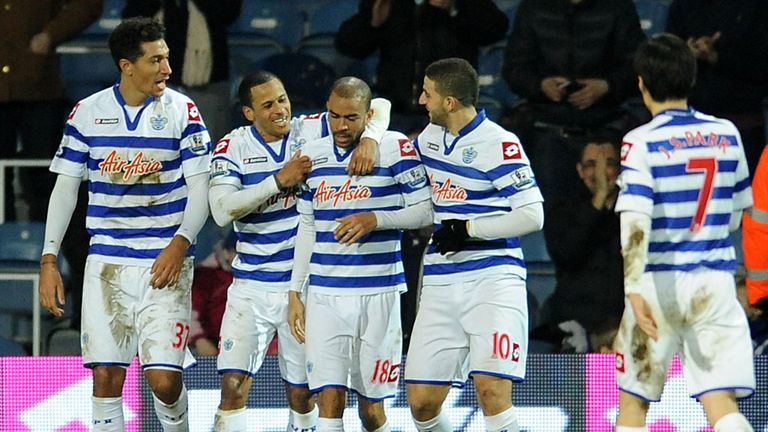 Kieron Dyer's first goal for QPR earned them a 1-1 FA Cup draw with West Brom