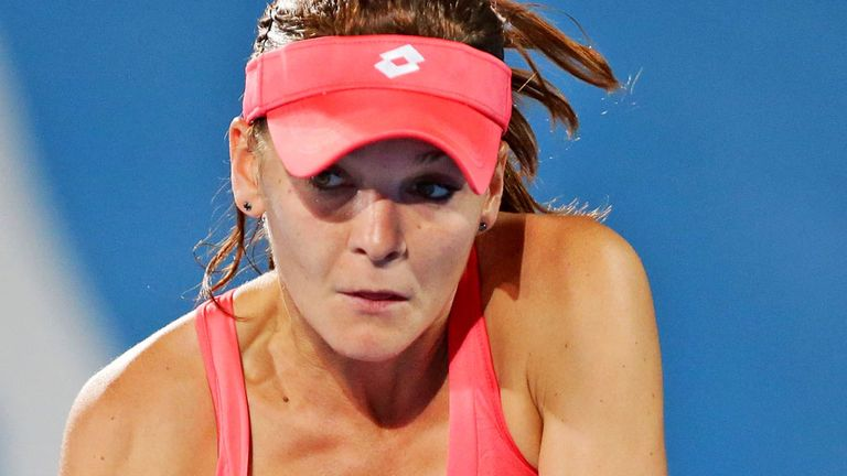 Agnieszka Radwanska: Heads to Melbourne after back-to-back titles.