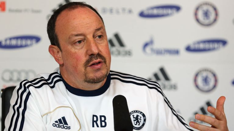 Rafael Benitez: Will continue to utilise all of his squad