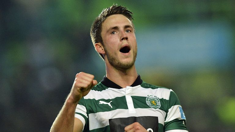 Ricky van Wolfswinkel: Has agreed a summer move to Norwich