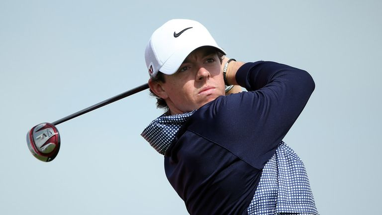 Rory McIlroy: Consistently backed McGinley's appointment