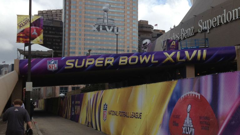 Super Bowl XLVII: Big game in the Big Easy