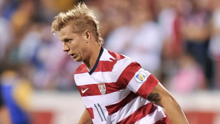 Brek Shea: US international will not be joining Stoke