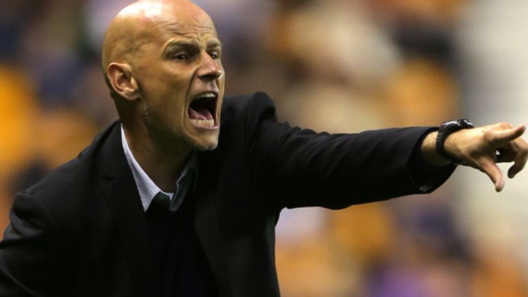 Stale Solbakken: Is desperate for a change in fortunes at Molineux